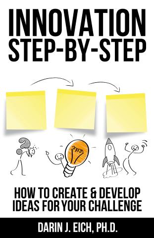 Innovation Step-By-Step Cover